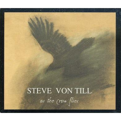Steve Von Till AS THE CROW FLIES CD