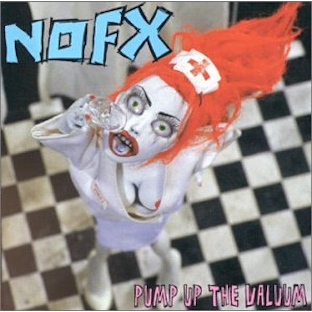 Nofx PUMP UP THE VALUUM Vinyl Record