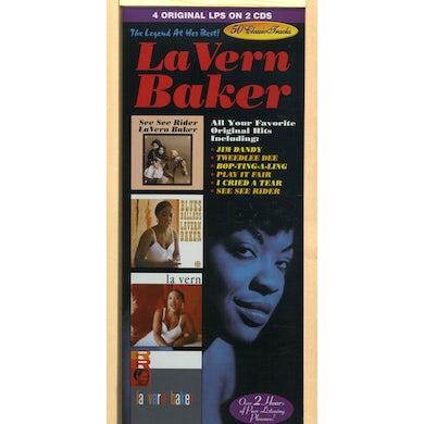 Lavern Baker LEGEND AT HER BEST CD