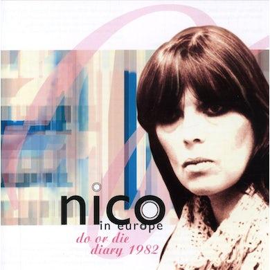Nico DO OR DIE:1982 DIARY CD