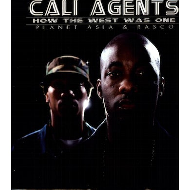 Cali Agents HOW THE WEST WAS ONE Vinyl Record