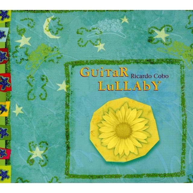 Ricardo Cobo GUITAR LULLABY CD