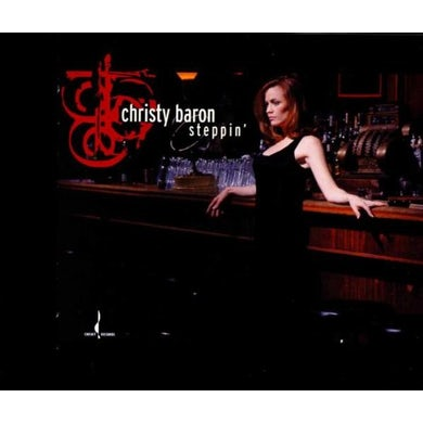 Christy Baron STEPPIN CD