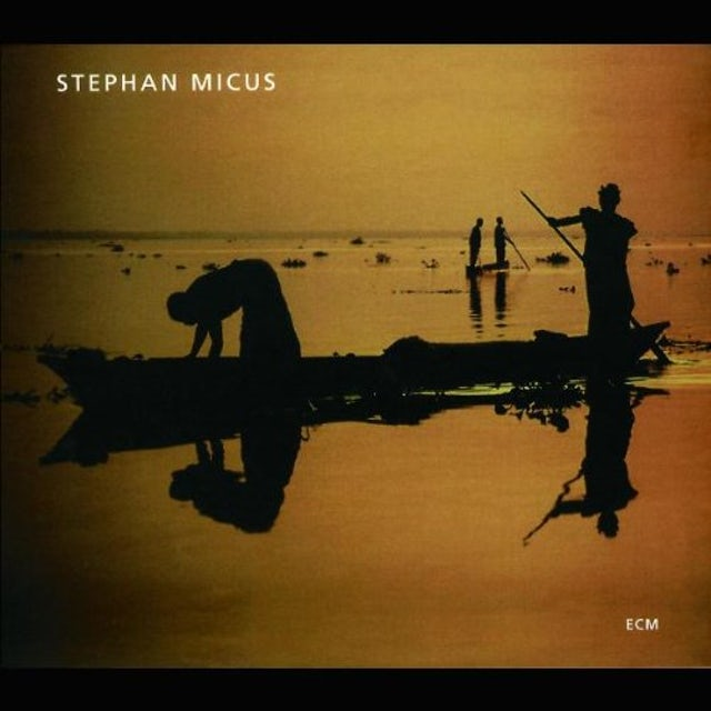 Stephan Micus GARDEN OF MIRRORS CD