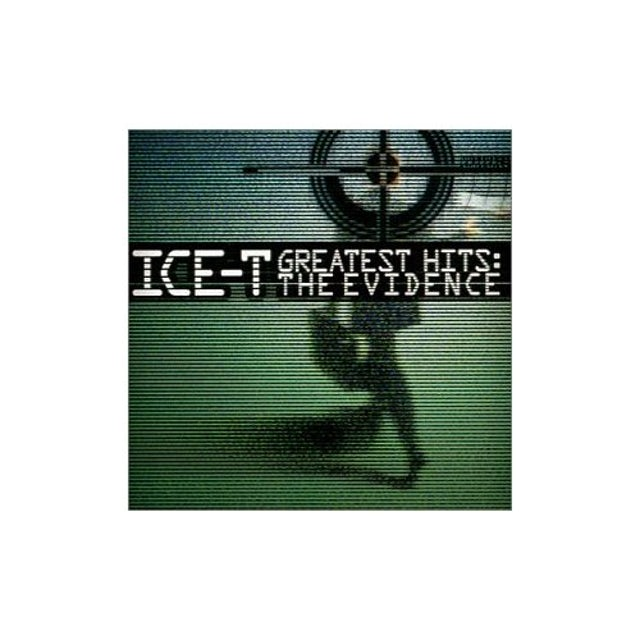 ICE-T GREATEST HITS: THE EVIDENCE CD