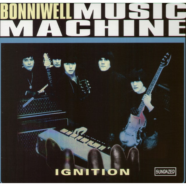 Bonniwell Music Machine IGNITION Vinyl Record