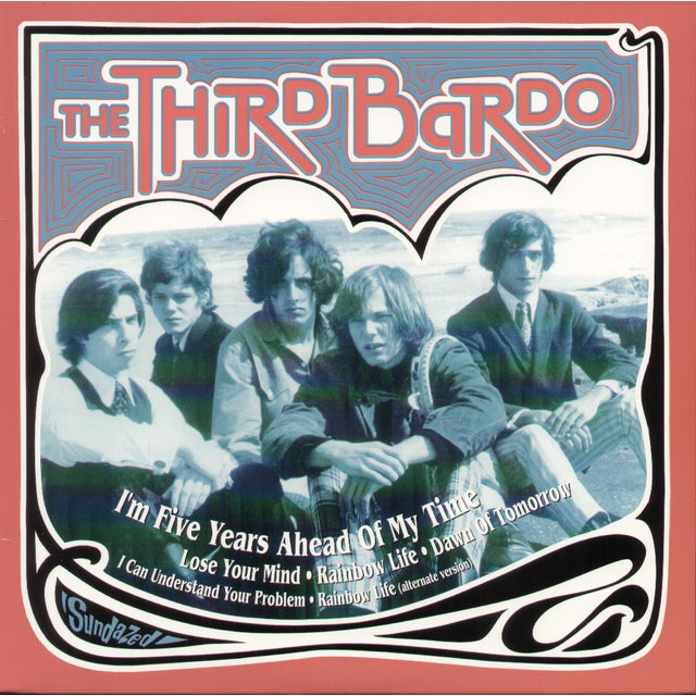 Third Bardo Vinyl Record