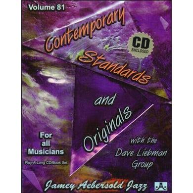 David Liebman CONTEMPORARY STANDARDS & ORIGINALS CD
