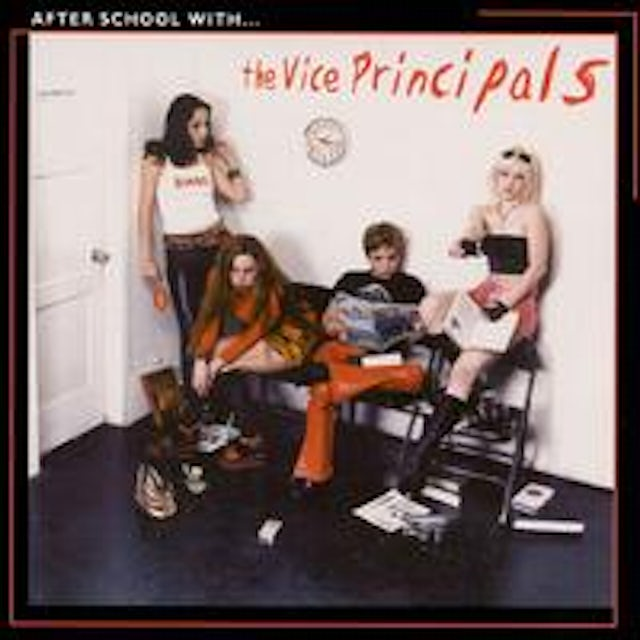 AFTER SCHOOL WITH THE VICE PRINCIPALS CD
