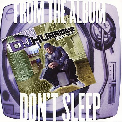 Dj Hurricane CONNECT Vinyl Record