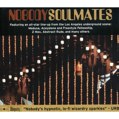 Nobody SOULMATES CD