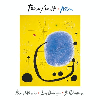 Tommy Smith AZURE CD