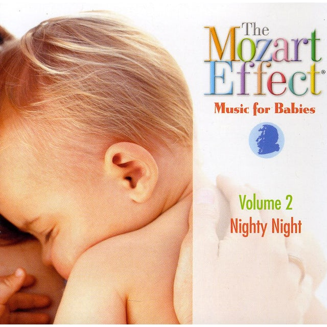 Don Campbell MUSIC FOR BABIES 2: NIGHTY NIGHT CD