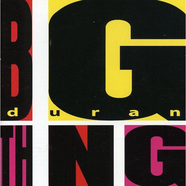 Duran Duran BIG THING CD