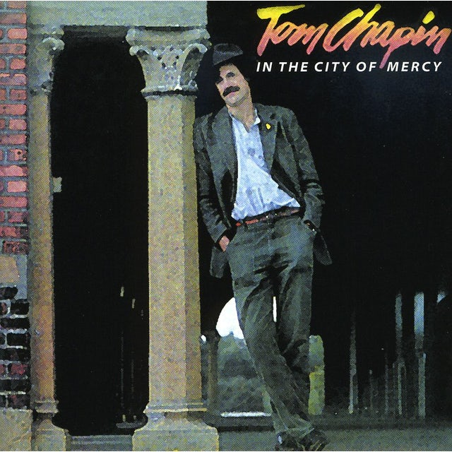 Tom Chapin IN THE CITY OF MERCY CD