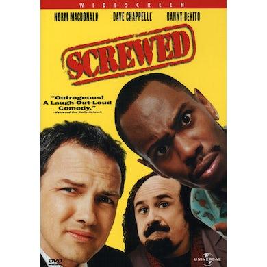 SCREWED (2000) DVD