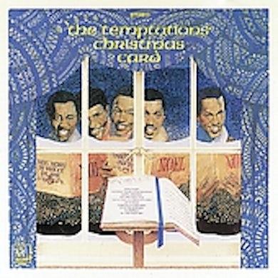 The Temptations CHRISTMAS CARD CD