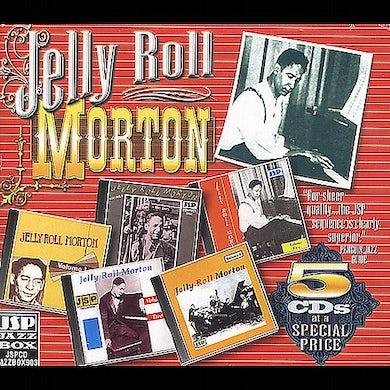 Jelly Roll Morton AS ARTIST CD