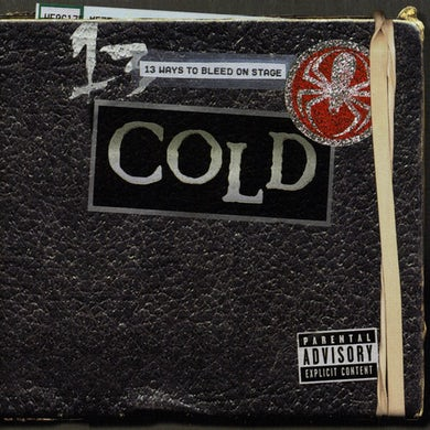 Cold 13 WAYS TO BLEED ON STAGE CD