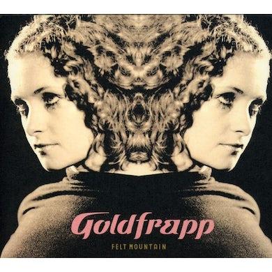 Goldfrapp FELT MOUNTAIN CD