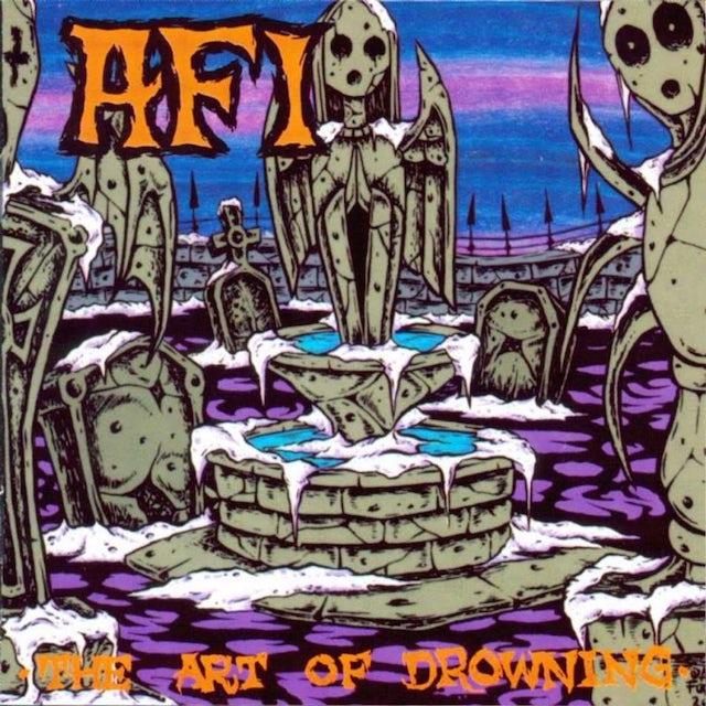 AFI ART OF DROWNING Vinyl Record