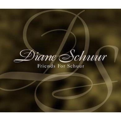 Diane Schuur FRIENDS FOR SCHUUR CD