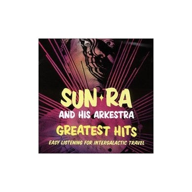 Sun Ra Arkestra G.H. EASY LISTENING FOR INTERGALACTIC TRAVEL CD