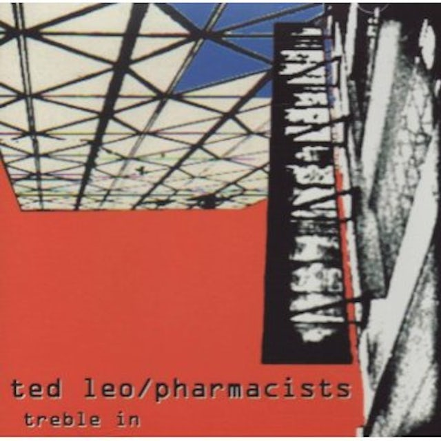 Ted Leo TREBLE IN TROUBLE CD