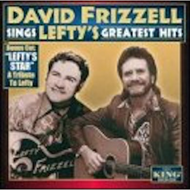 David Frizzell SINGS LEFTYS GREATEST HITS CD