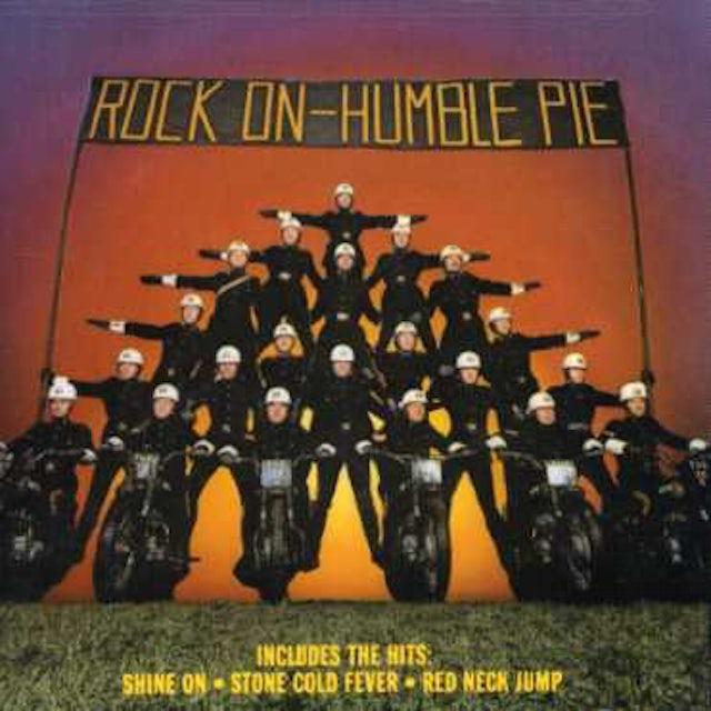 Humble Pie ROCK ON CD