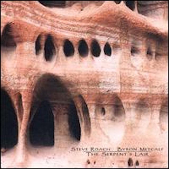 Steve Roach / Byron Metcalf SERPENT'S LAIR CD