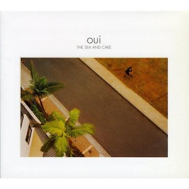 The Sea and Cake OUI CD