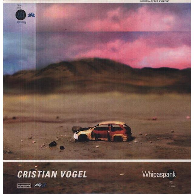 Cristian Vogel WHIPASPANK Vinyl Record