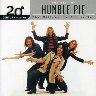 Humble Pie 20TH CENTURY MASTERS: MILLENNIUM COLLECTION CD