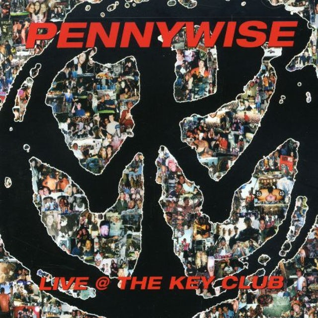 Pennywise LIVE AT THE KEY CLUB CD