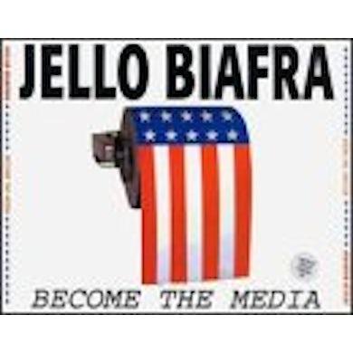 Jello Biafra BECOME THE MEDIA Vinyl Record