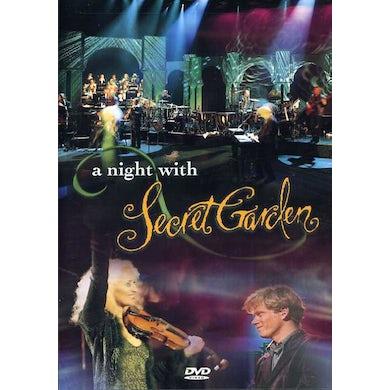 NIGHT WITH SECRET GARDEN DVD