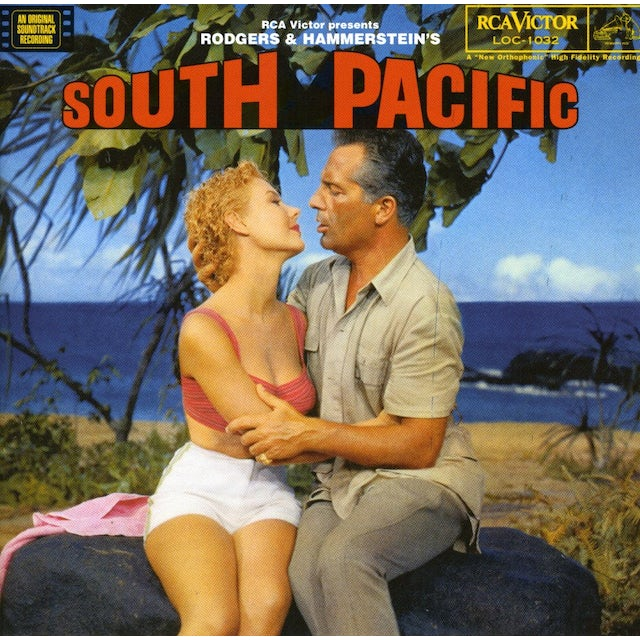 South Pacific / O.S.T. SOUTH PACIFIC / Original Soundtrack CD
