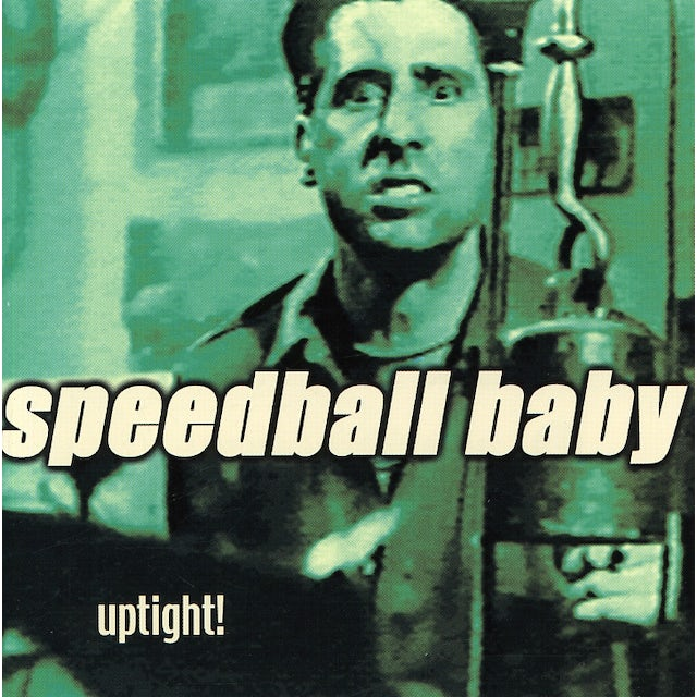 Speedball Baby UPTIGHT CD