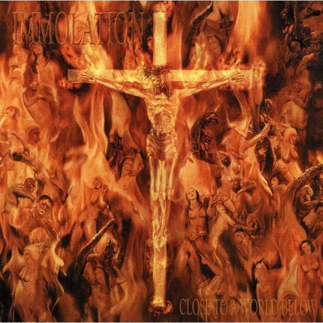 Immolation CLOSE TO A WORLD BELOW CD