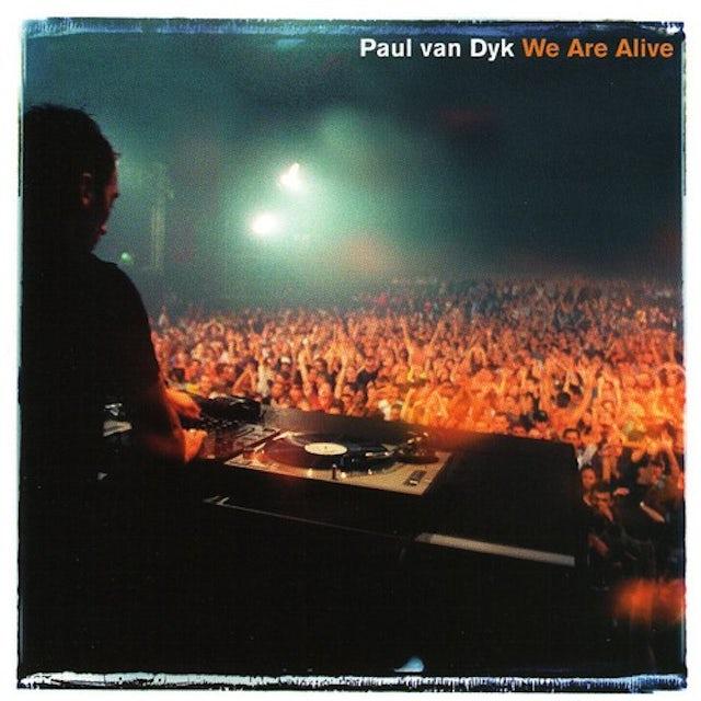 Paul Van Dyk WE ARE ALIVE CD