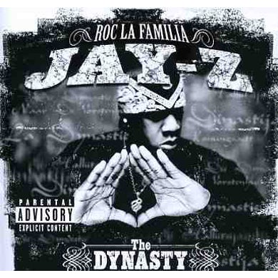 Jay Z DYNASTY: ROC LA FAMILIA 2000 CD