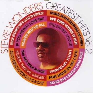Stevie Wonder  GREATEST HITS 2 CD