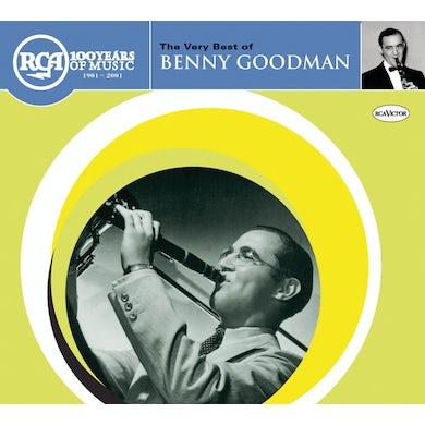 VERY BEST OF BENNY GOODMAN CD