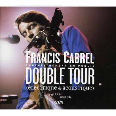 Francis Cabrel DOUBLE TOUR CD