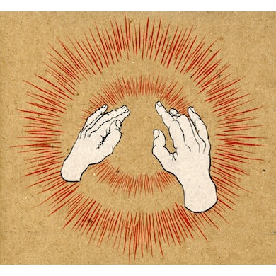 Godspeed You! Black Emperor LIFT YOUR SKINNY FISTS LIKE ANTENNAS TO HEAVEN CD