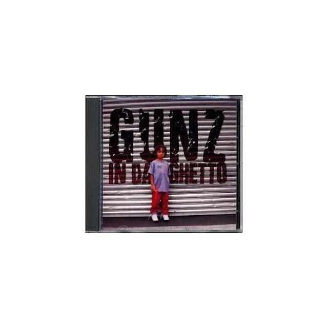 Gunz In Da Ghetto / Various Vinyl Record