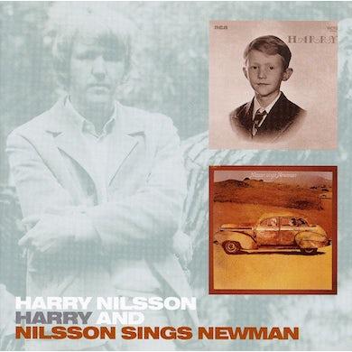 Harry Nilsson  HARRY / NILSSON SINGS NEWMAN CD