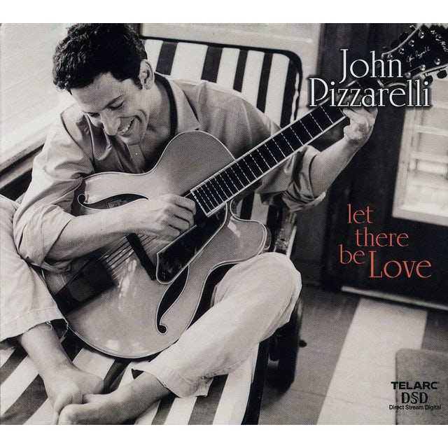 John Pizzarelli LET THERE BE LOVE CD
