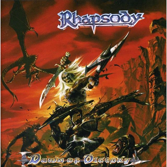Rhapsody DAWN OF VICTORY CD